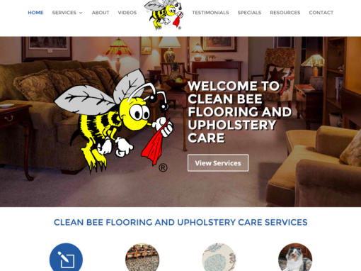 Clean Bee Flooring and Upholstery Care