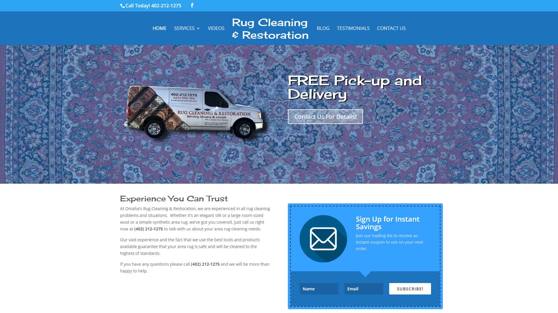 Area rug cleaning omaha website modern yellow llc for Best area rug websites