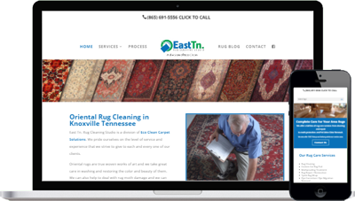 East Tn. Rug Cleaning Studio