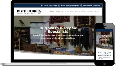 Blatchford's Rug Cleaning and Repair