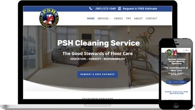 PSH Cleaning Service