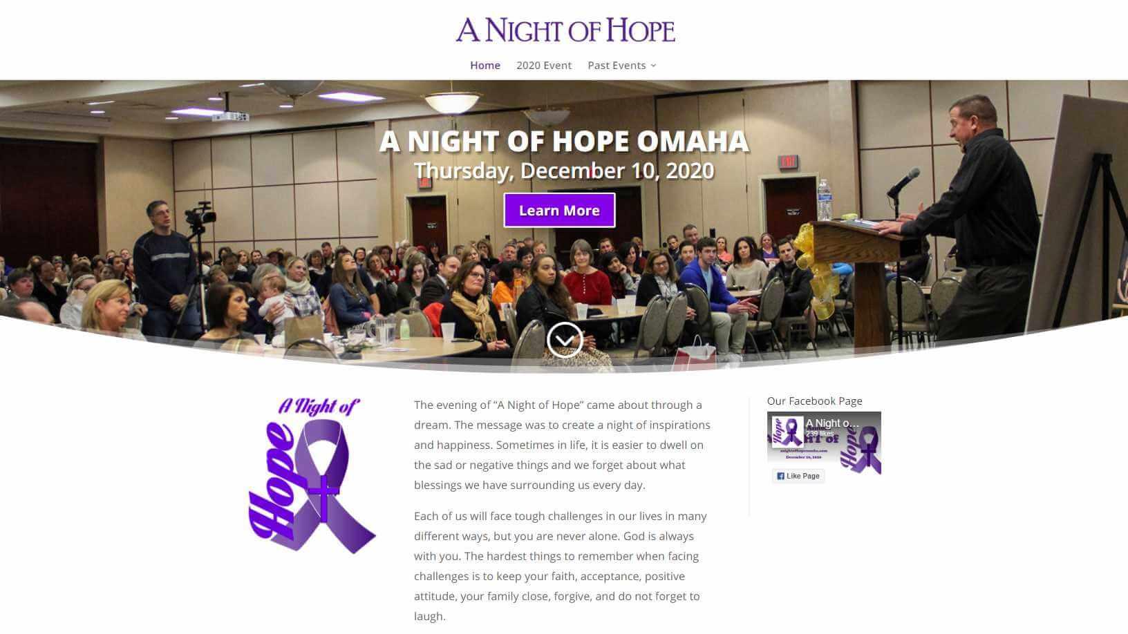 A Night of Hope Omaha