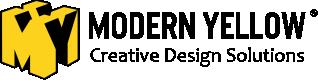 Modern Yellow Logo
