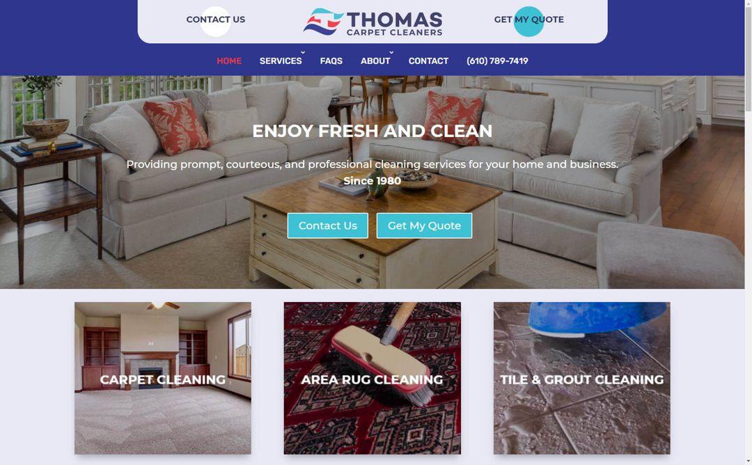 Thomas Carpet Cleaners